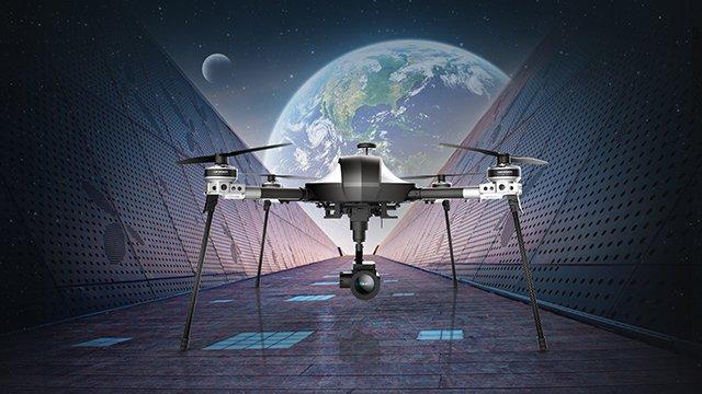 achat drone boutique paris