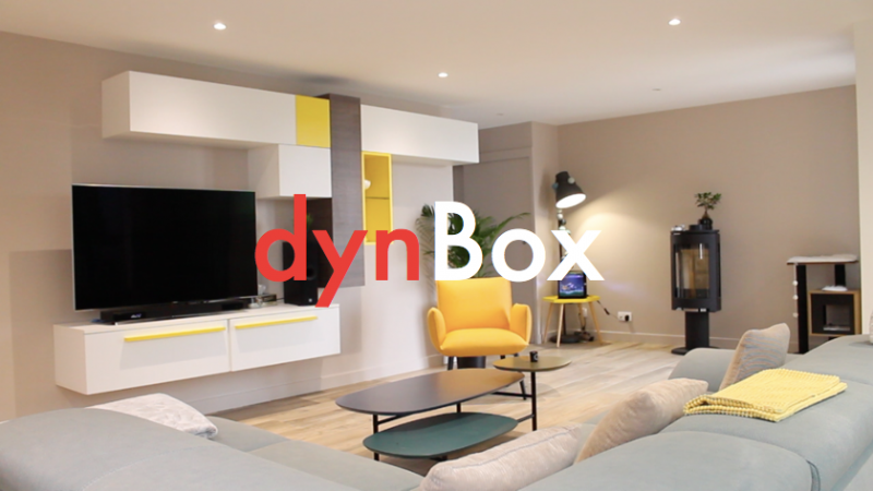 dynbox le syst me d 39 alarme sans fil id al pour la maison syst me de s curit saint tienne. Black Bedroom Furniture Sets. Home Design Ideas